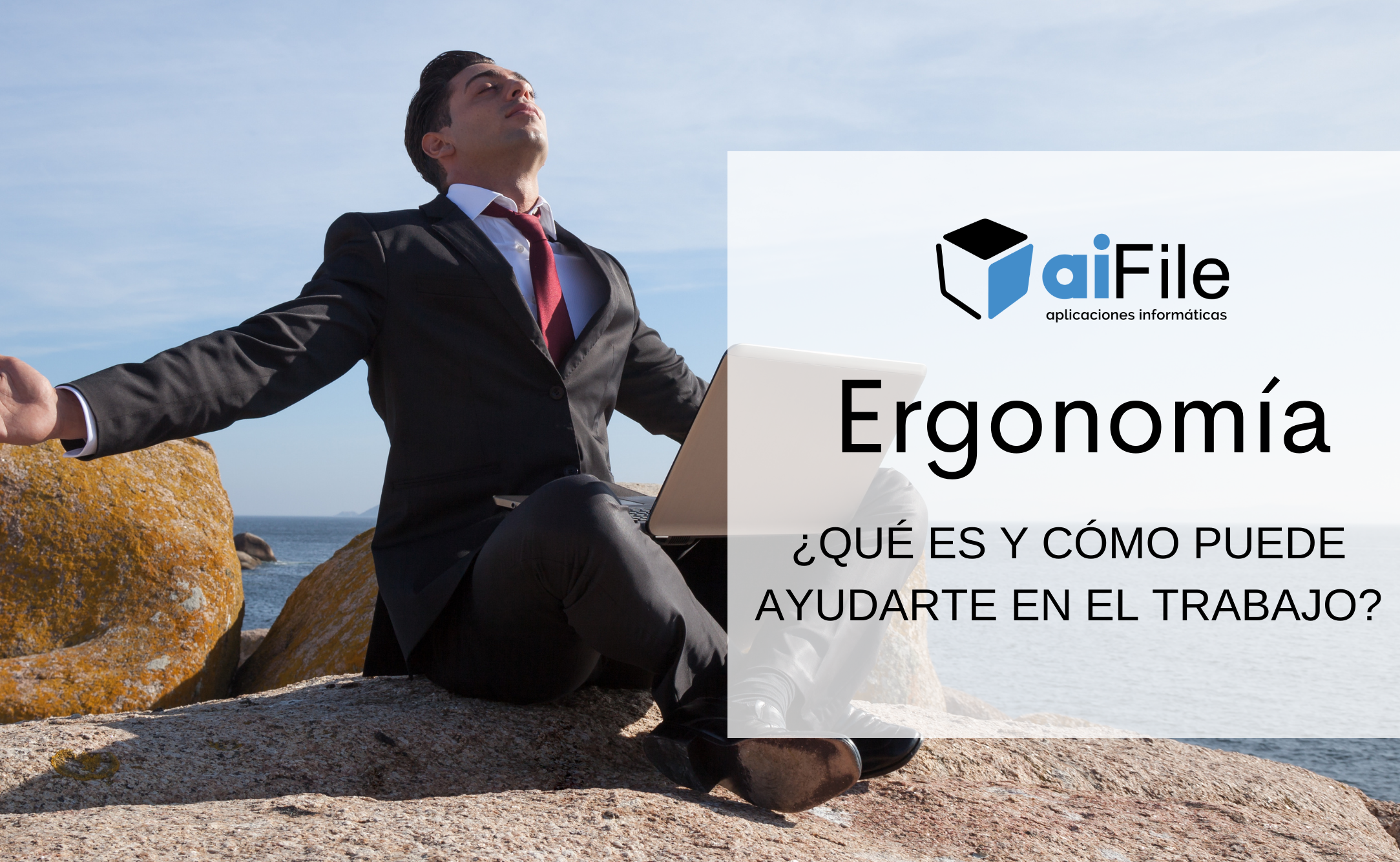 Ergonomía: ¿Qué Es Y Cómo Puede Ayudarte En El Trabajo De Oficina O Teletrabajo?